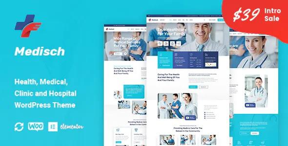 Best Health and Medical WordPress Theme