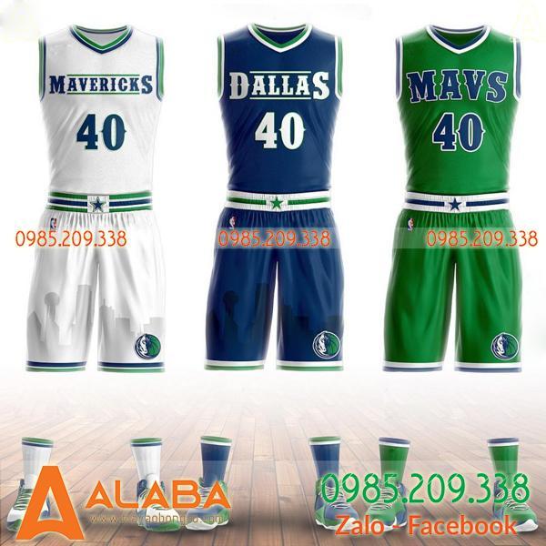 Quần áo bóng rổ tự thiết kế hot nhất