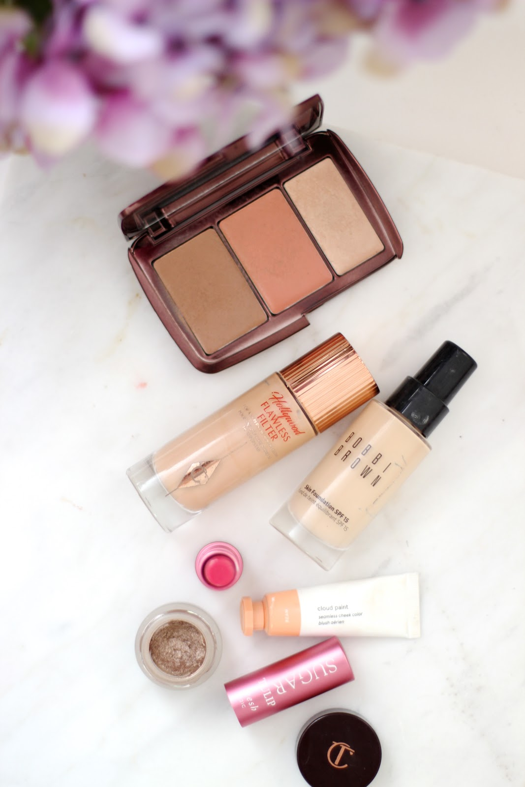 End of Summer Minimal Makeup Favourites.