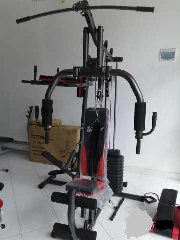 Home gym 2sisi ~ gallery fitness jogja