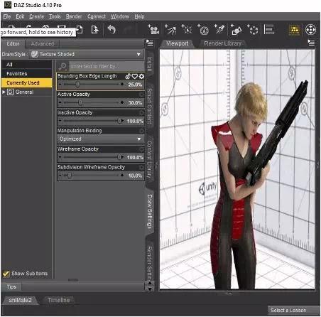 Software Pembuat Kartun 3D Gratis Terbaik-5