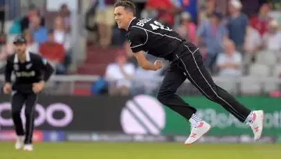 15 august New Zealand destroyed Indian batting line up