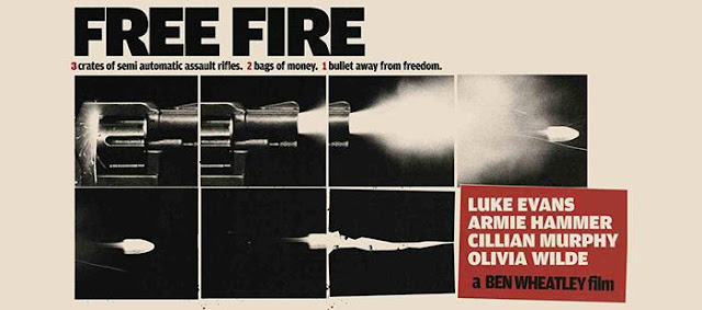 Free Fire Promo Poster