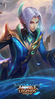 Ling Cyan Finch Heroes Assassin of Skins