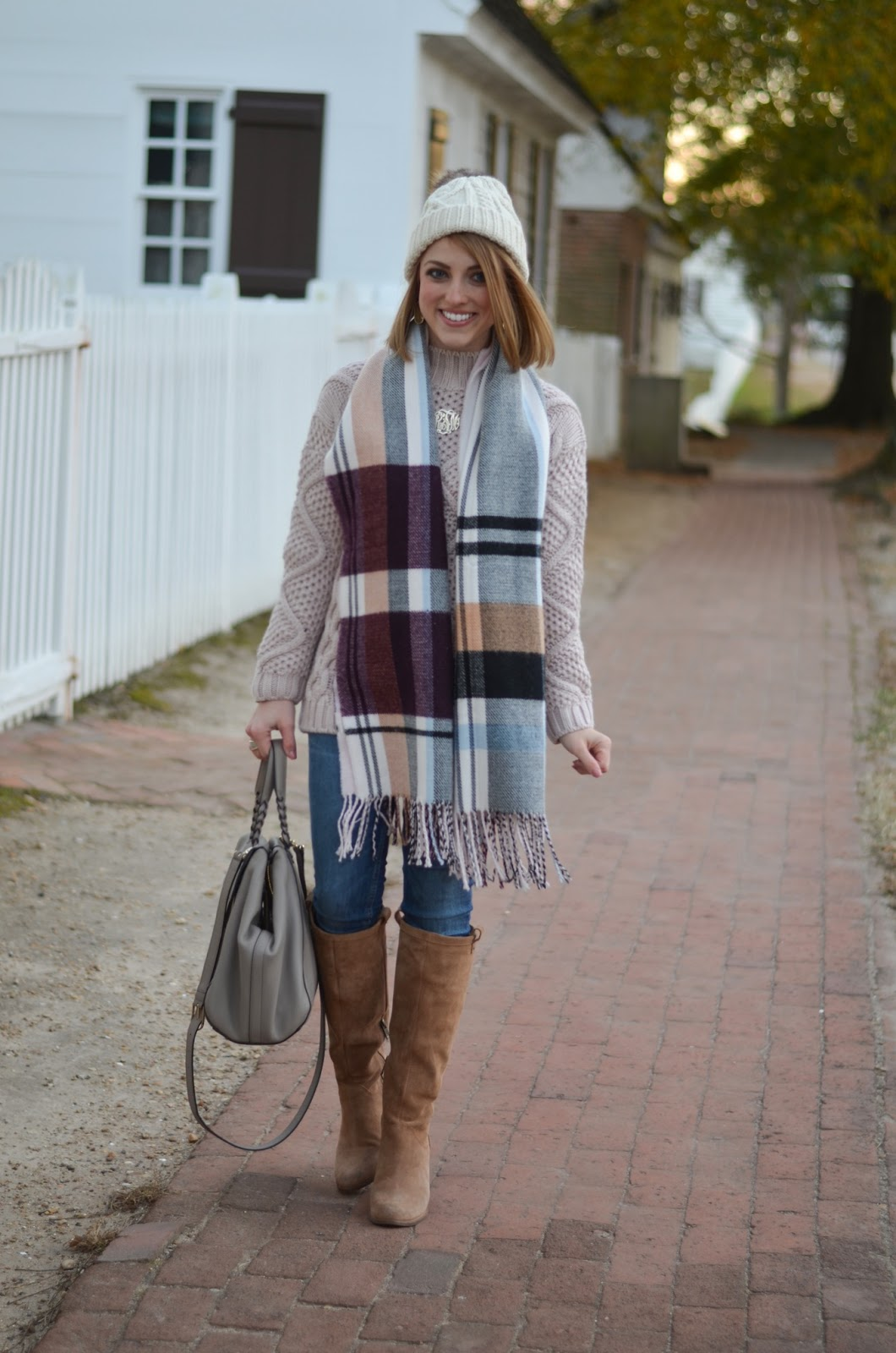 Cozy Sweater - Something Delightful Blog