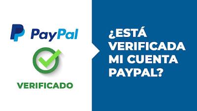 Como verificar mi cuenta de PayPal