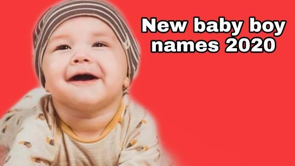 New baby boy names Hindu/Indian 2020