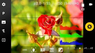 Camera FV-5 Pro Full Aplikasi Kamera DSLR Android Terbaik