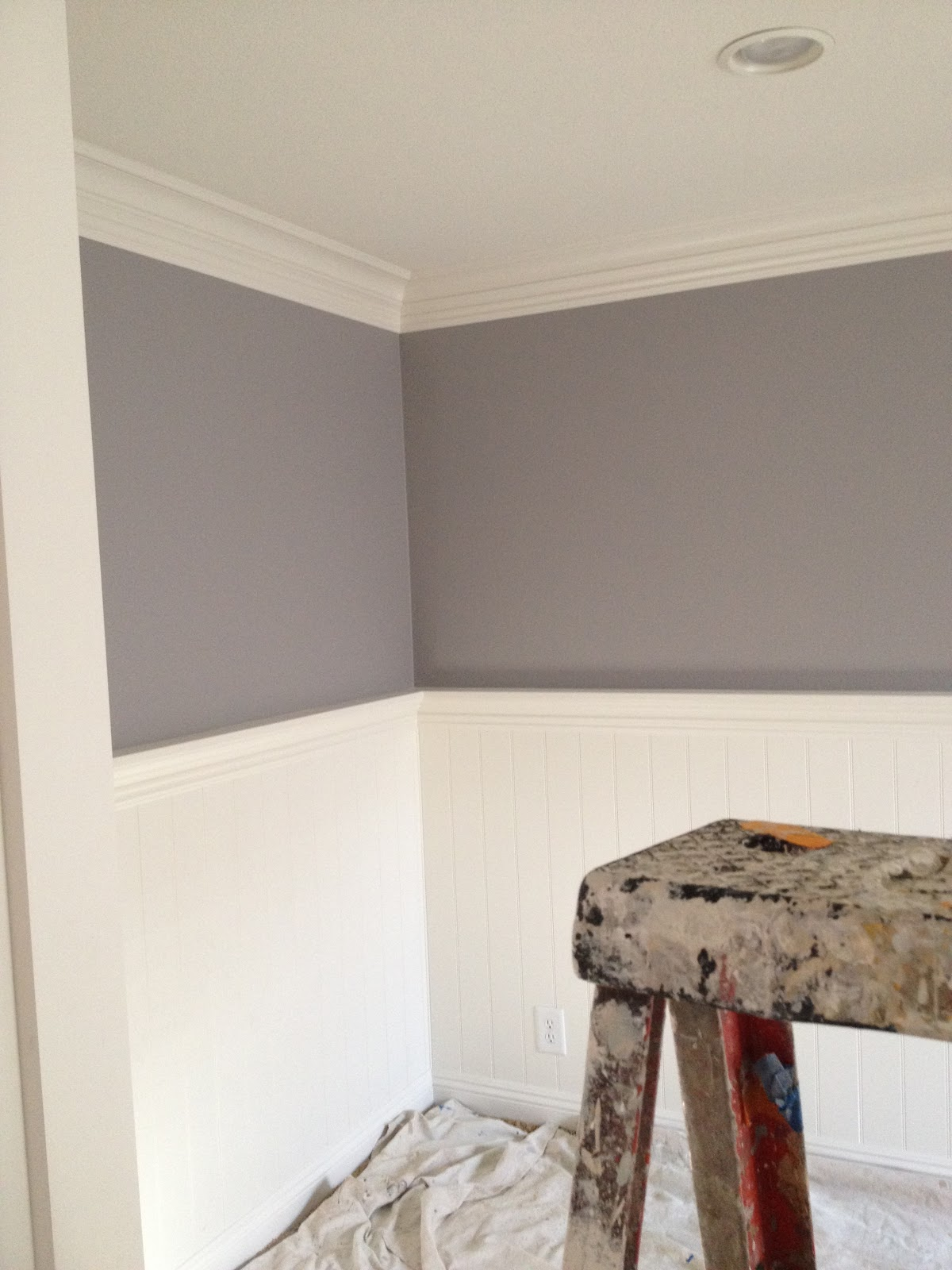 Poised Taupe Sherwin Williams Decorgreat A House Update And A Paint Fail
