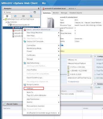 VMware vSphere 6 - Enable Lockdown Mode in VMware ESXi 6.0