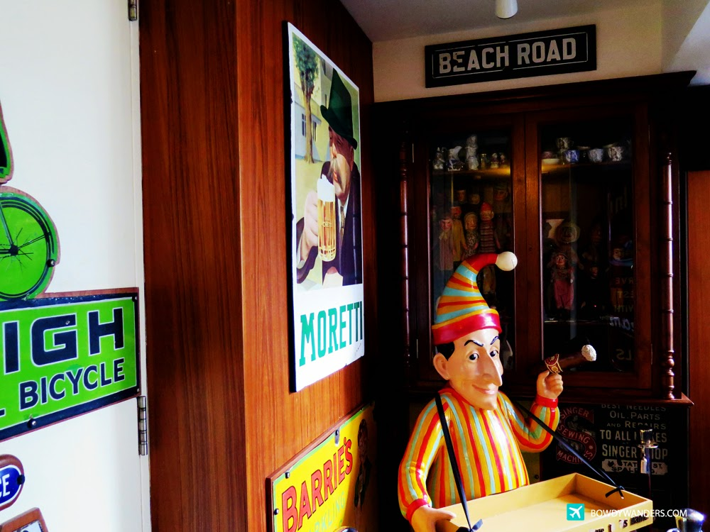 bowdywanders.com Singapore Travel Blog Philippines Photo :: Singapore :: Mr. Punch Rooftop Bar, Bugis