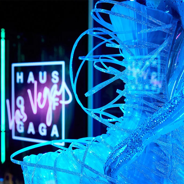 Haus Of Gaga Opens in Las Vegas
