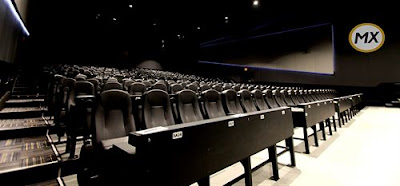 Flix Brewhouse theatre seating