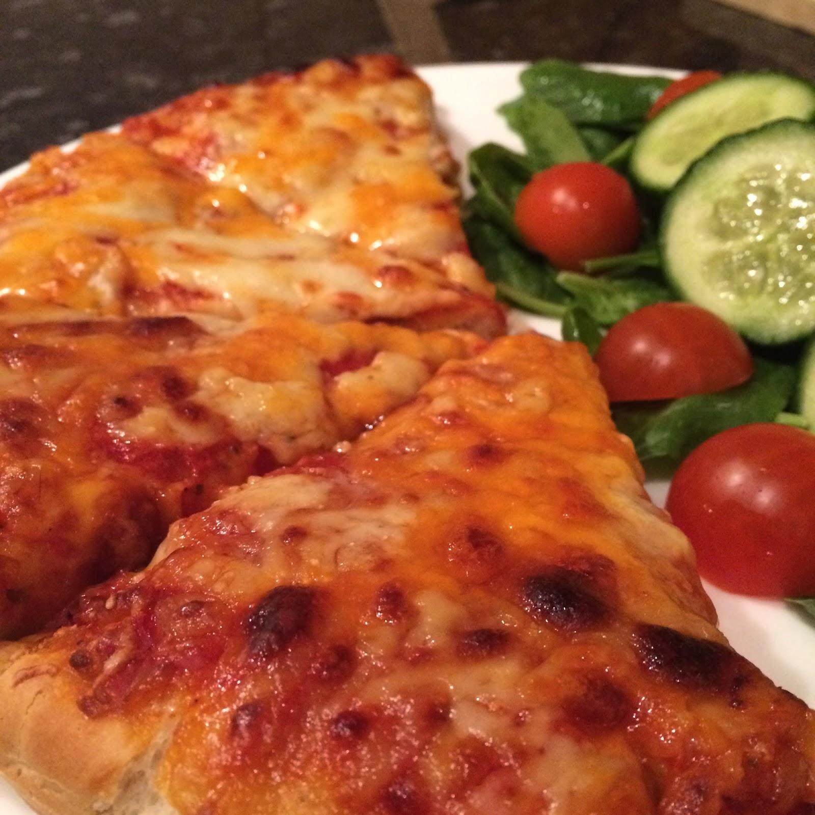 1 Girl 100 Pizzas