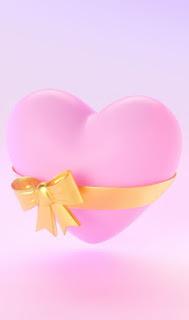 Wallpaper WA Pink Lucu
