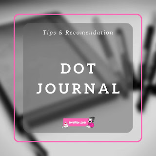 dot journal adalah