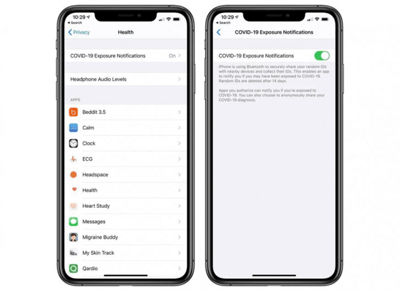 Apple iOS 13.5 beta launched with COVID-19 exposure notification