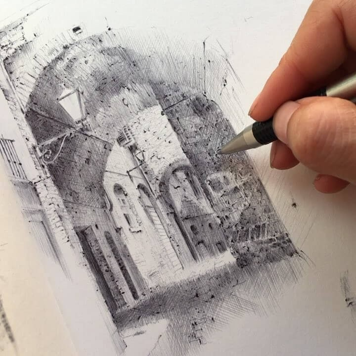 06-Dina-Brodsky-Architectural-Drawings-www-designstack-co