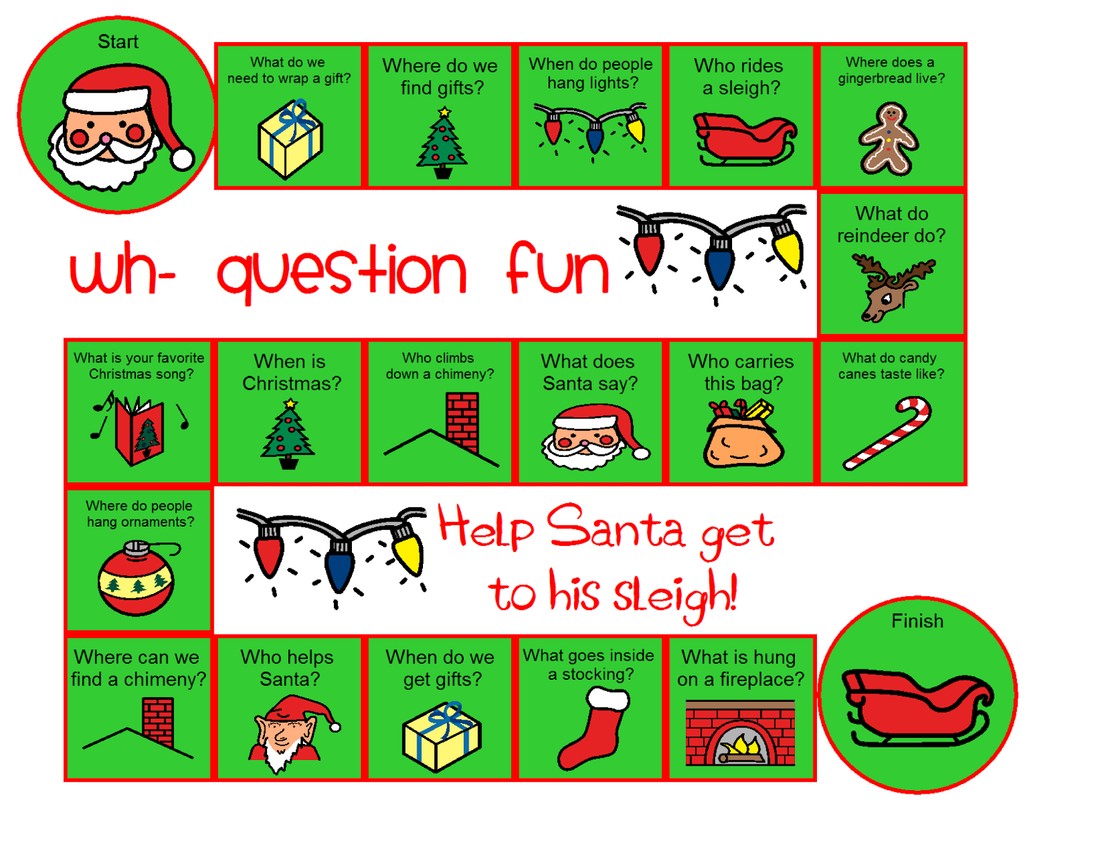 christmas activities to do with the kids while they wait for santa 1
