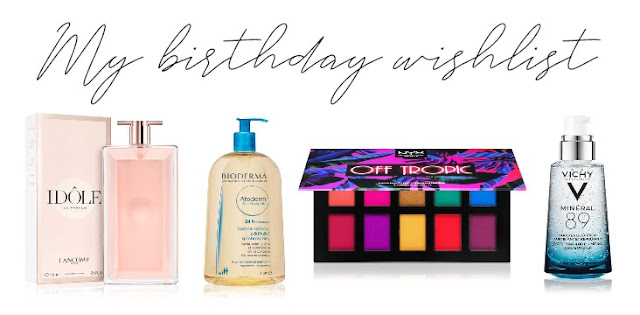 MY BIRTHDAY WISHLIST #26