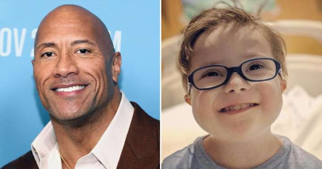 Dwayne Johnson Sings Moana Song in Video Message To 3-Year-Old Boy In 'Fight Of His Life'