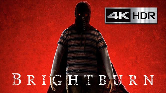 Brightburn Hijo de la oscuridad (2019) REMUX 4K UHD [HDR] Latino-Castellano-Ingles