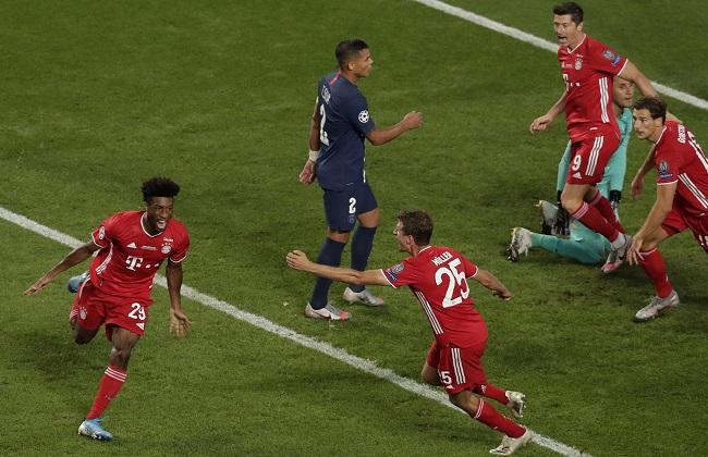 التشكيل المتوقع لمباراة باريس سان جيرمان وبايرن ميونخ دوري أبطال أوروبا