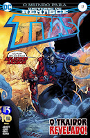 DC Renascimento: Titas #17