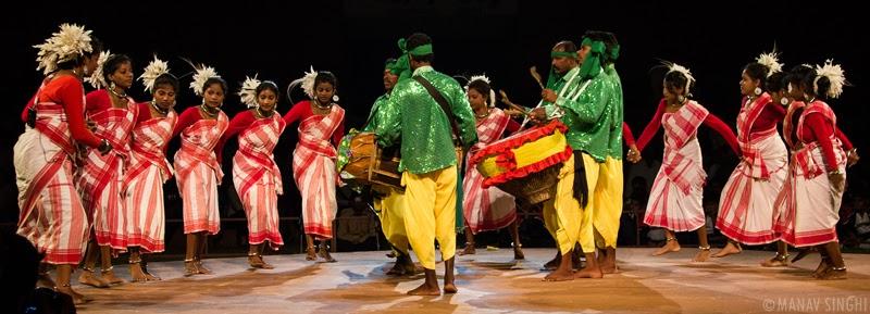 Barah Maha Folk Dance Jharkhand