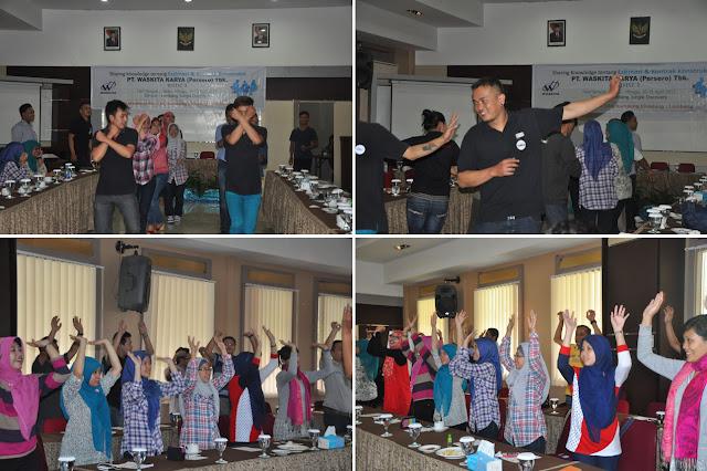 PAKET MEETING OUTBOUND | Konsep Outing di Lembang Bandung