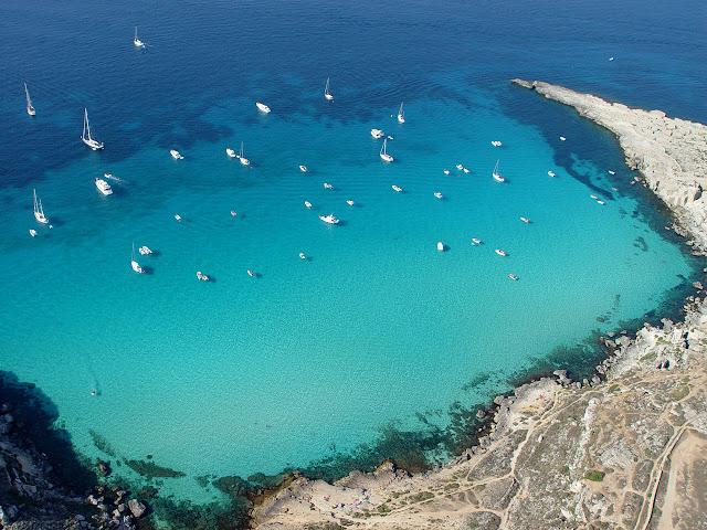Aegadian Islands, Sicily