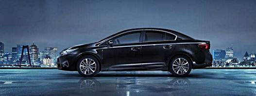2016 Toyota Avensis Release Date