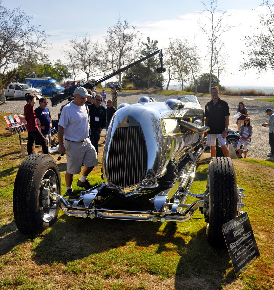 Just A Car Guy: The Newest Creation From Rodney Rucker
