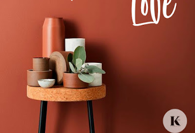 Terracota Love - Colour Inspiration