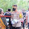 3000 Masker dan 1000 Hand Sanitiser Dibagi  Bagi Polres Tana Toraja