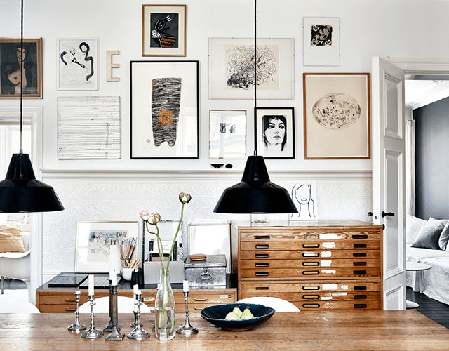 My Scandinavian Home: A Stunning Industrial-style Home In