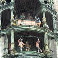 Carrillón del Glockenspiel.