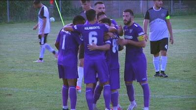 Η Καλαμάτα νίκησε 2-0 τον ΑΟ Διαβολιτσίου