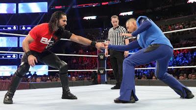 Intercontinental Champion And United States Champion