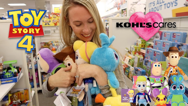 Toy Story 4 Kohl's Cares