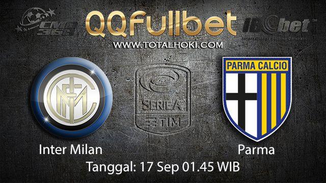 Prediksi Bola Jitu Inter Milan vs Parma 17 September 2018 ( Italian Serie A )