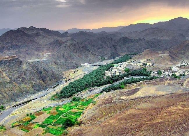 وادي عاهن