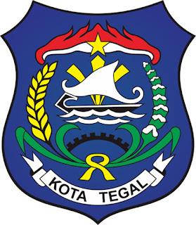 Gambar Logo Kota Tegal, Jawa Tengah