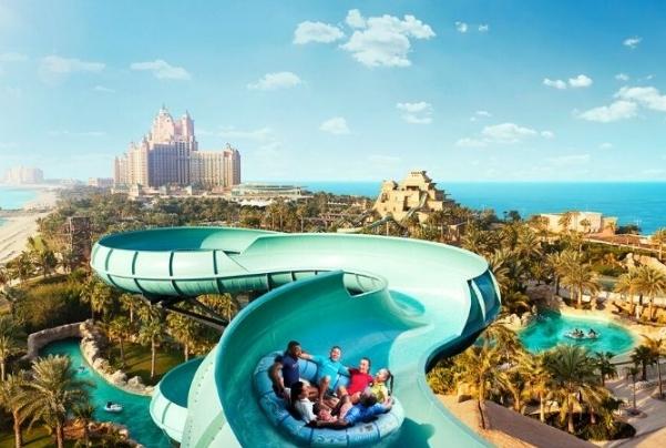 أماكن ترفيهية في دبي للأطفال