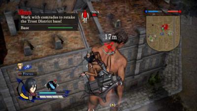 Download Game Attack on Titan Untuk PC [100% Gratis]