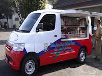 Sekarang Ada Mobil Perpustakaan di Purbalingga, yang Mau Pinjam Tidak Usah ke Perpustakaan