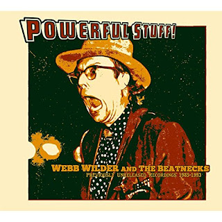 Webb Wilder and the Beatneck's Powerful Stuff!