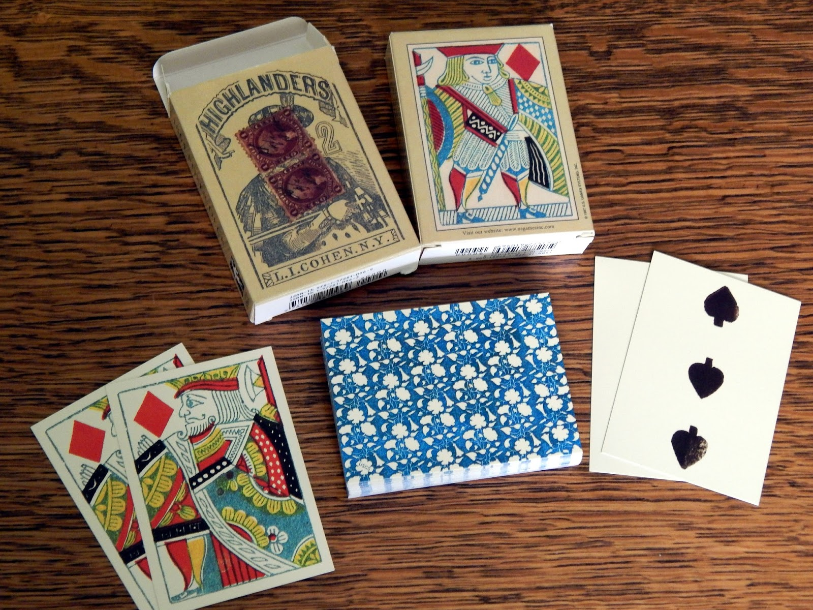 Shoot N Skedaddle Poker Decks What Do I Use