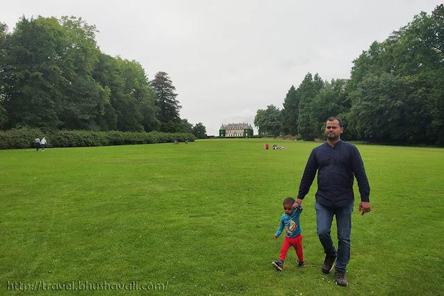 Chateau de la Hulpe - Sonian Forest