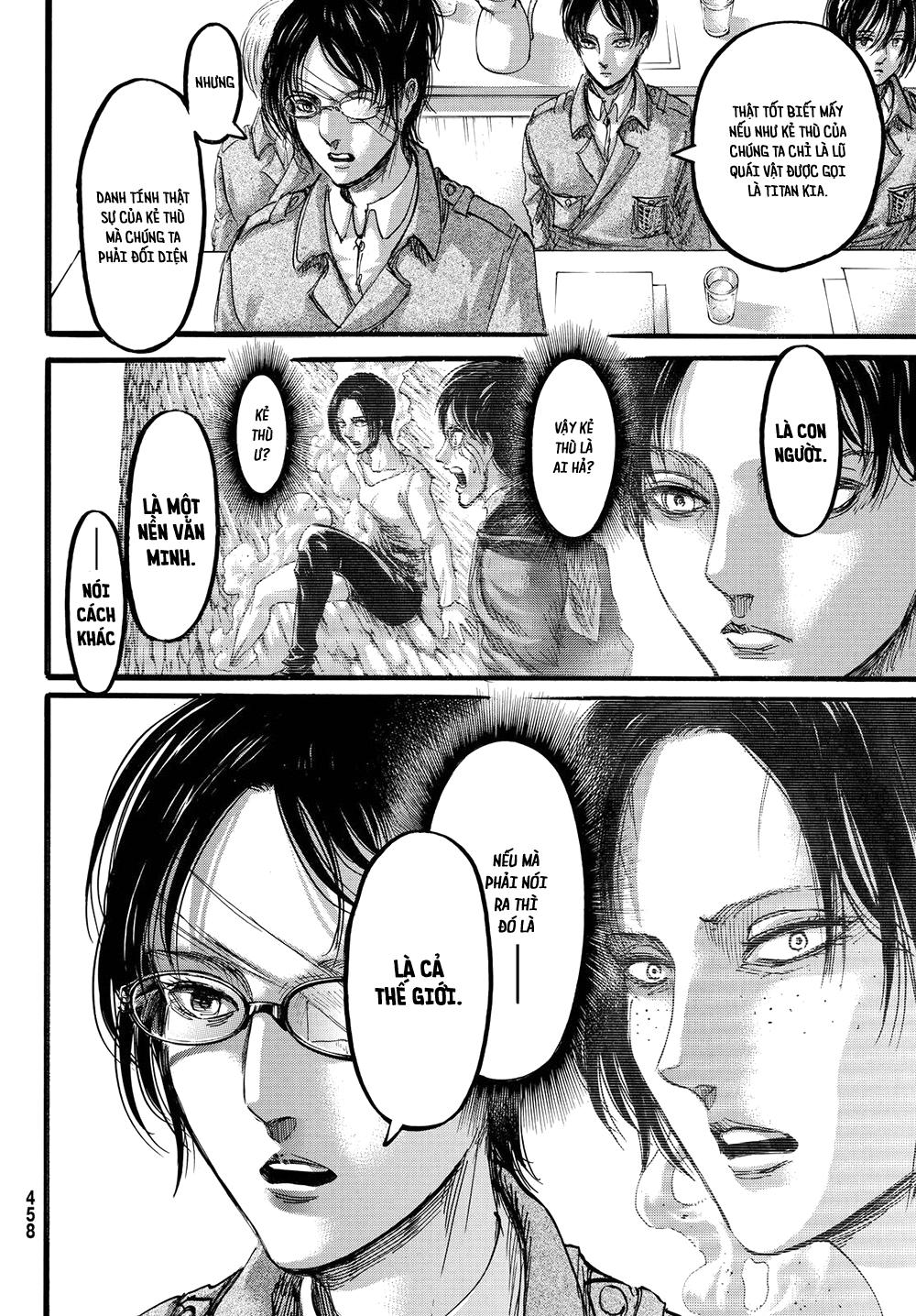 Shingeki no Kyojin - Attack on Titan Chap 89 page 24 Congtruyen24h